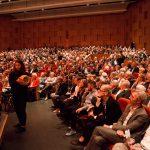 Auftritt der 10d im NDR Sendesaal