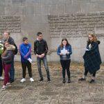 Exkursion des 10. Jahrgangs ins ehemalige Konzentrationslager Bergen-Belsen