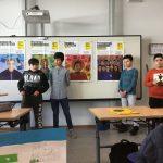 Amnesty International zu Gast im  Werte und Normen-Unterricht der 6a/d