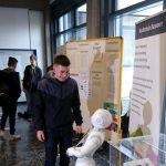 Besuch der Check MINT Messe im Rahmen des Erasmus+-Projektes