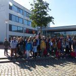 Frankreichaustausch 2019 – Französische Austauschschüler*innen zu Gast bei uns