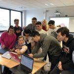"""""""Europe Alive"""" – Leonore-Goldschmidt-Schule simuliert als erste deutsche Schule einen Gesetzgebungsprozess der Europäischen Union"""
